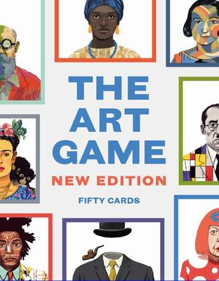 The Art Game - New Edition, Fifty Cards
