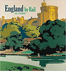 England by Rail Calendar 2021