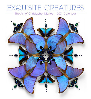 Wall Calendar - 2021 Exquisite Creatures Christopher Marley