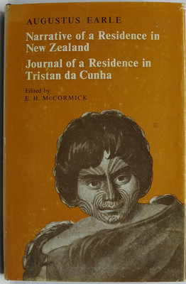 Narrative of a Residence in New Zealand; Journal of a Residence in tristan de Cunha
