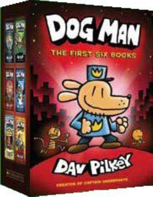 Dog Man Box Set: The first six books