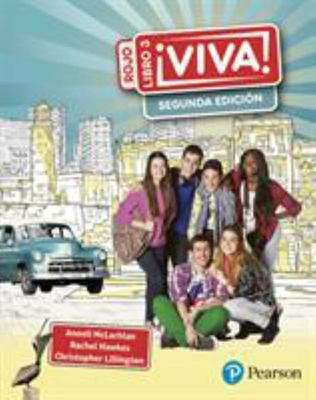 Viva! 3 (2nd Edition) Rojo Student Book