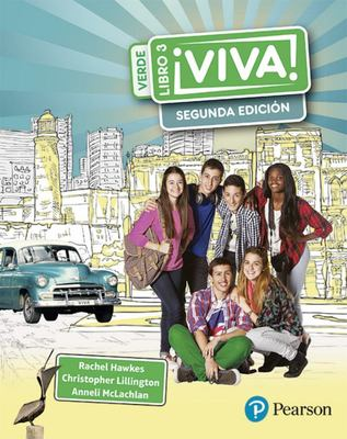 Viva! 3 (2nd Edition) Verde Student Book
