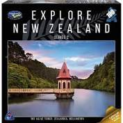 Explore NZ 100 Piece Puzzle