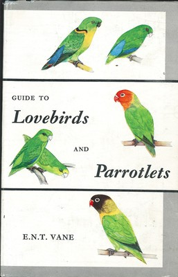 Guide to Lovebrids and Parrotlets