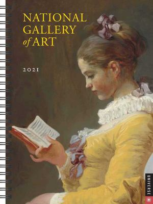 2021 National Gallery of Art Diary