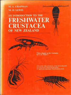 An Introduction to the Freshwater Crustacea of New Zealand