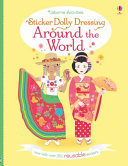 Around the World (Usborne Sticker Dolly Dressing)
