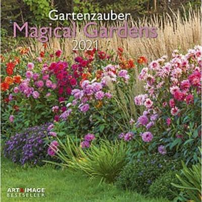 Magical Gardens 30x30cm Calendar 2021