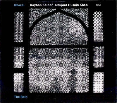 The Rain (CD) - Ghazal
