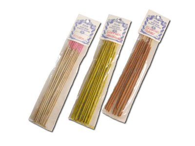 Nag Champa Tulsi Handmade Incense