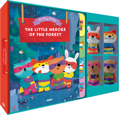 The Story Factory: Mini Heroes of the Forest