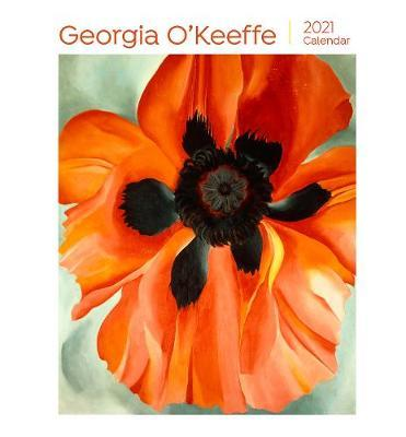 Georgia O'Keefe Mini Calendar 2021