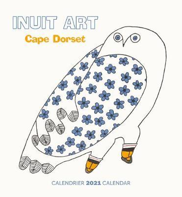 Inuit Art 2021 Mini Calendar