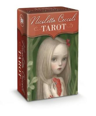 Nicoletta Ceccoli Mini Tarot Deck
