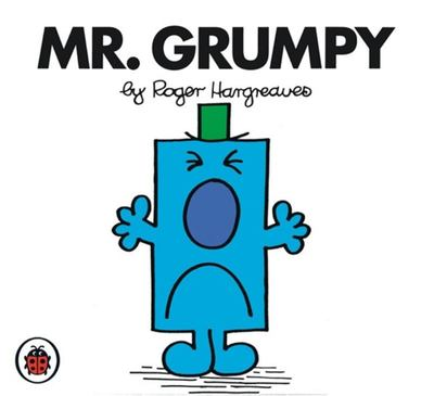 Mr Grumpy (Mr Men & Little Miss)
