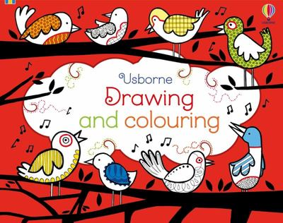 Drawing and Colouring Pad