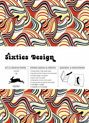 Sixties Design Gift & Creative Papers