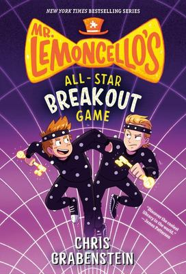 Mr. Lemoncello's All-Star Breakout Game (#4)