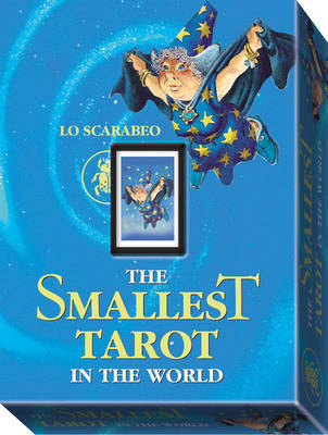 Smallest Tarot in the World Deck