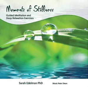 Moments of Stillness (CD) - Sarah Edelman