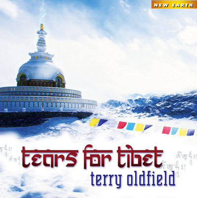 Tears for Tibet (CD) - Terry Oldfield