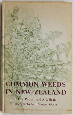 Common Weeds of New Zealand: An Illustrated Guide to their Identification