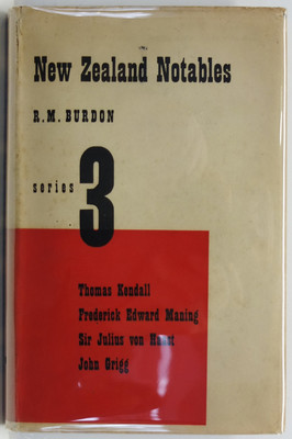 New Zealand Notables Series 3