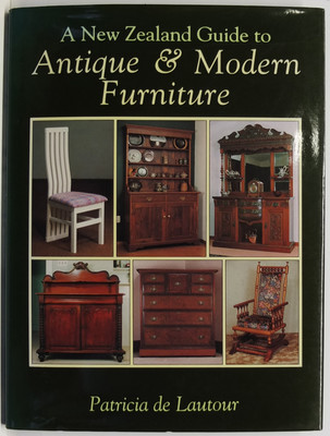 A New Zealand Guide to Antique & Modern Furniture