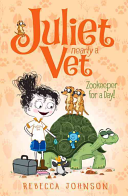 Zookeeper for a Day (Juliet, Nearly a Vet #6)