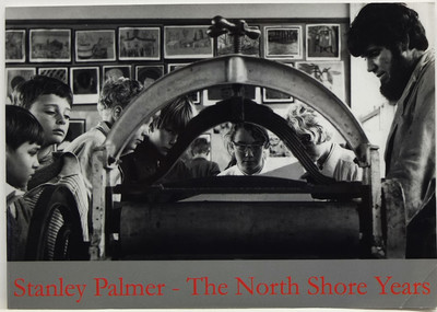 Stanley Palmer - The North Shore Years - A Retrospective Exhibition 1967-1972