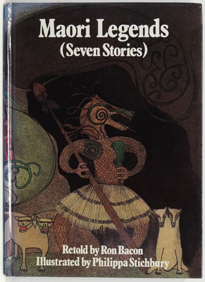 Maori Legends - Seven Stories