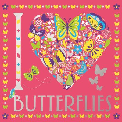 I Heart Butterflies