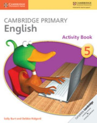 Cambridge Primary English. Activity Book Stage 5