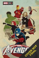 Marvel: Avengers Movie Novel