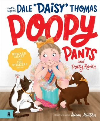 Poopy Pants and Potty Rants (HB)