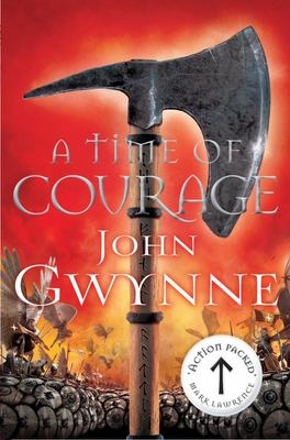 A Time of Courage (#3 Of Blood and Bone)