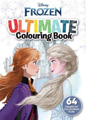 Frozen Classic: Ultimate Colouring Book (Disney)