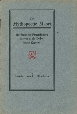 The Mythopoetic Maori