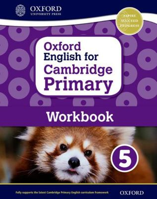 Oxford English for Cambridge Primary Workbook 5