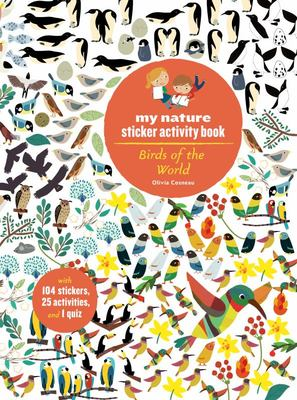 Birds of the World : My Nature Sticker Activity Book