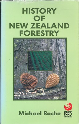 History of New Zealand Forestry