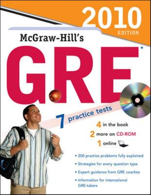 GRE 2010 2ND ED WITH CD