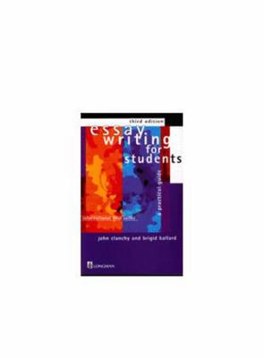 Essay Writing for Students: A Practical Guide