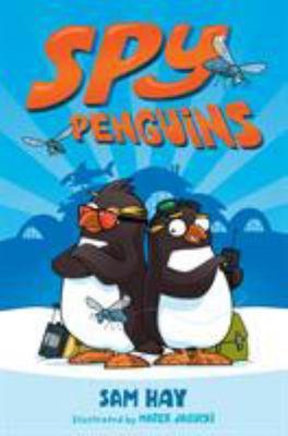 Spy Penguins (#1)
