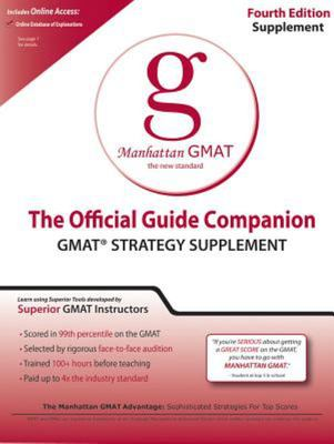 OFFICIAL GUIDE COMPANION 12ED OFFICIAL GUIDE FOR GMAT REVIEW