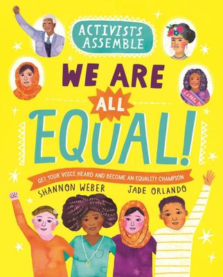 Activists Assemble - We Are All Equal!