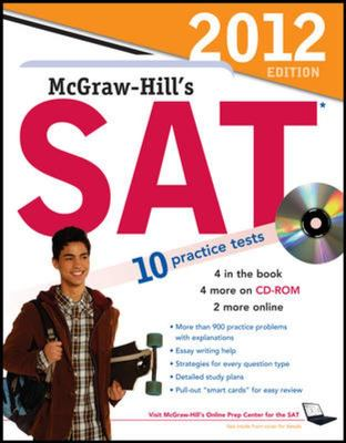 SAT 2012 WITH CD