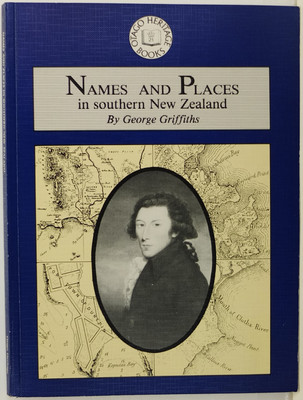 Names and Places in Southern New Zealand