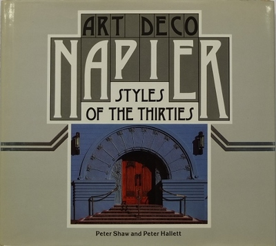 Art Deco Napier - Styles of the Thirties